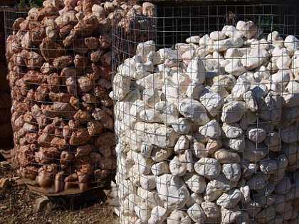 Ciottoli marmo for Laghetti per tartarughe usati